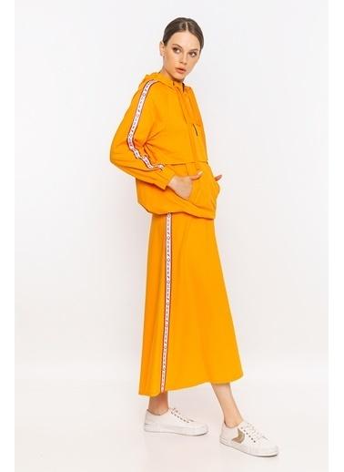 Berr-in Sweatshirt Oranj